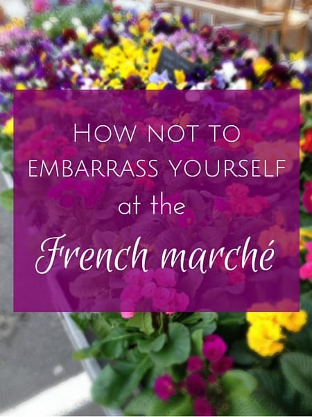 How not to embarrass yourself at the