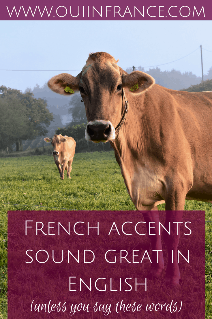 french accents are great except these words