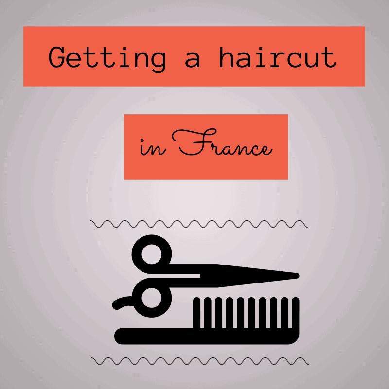 Getting a haircut(3)