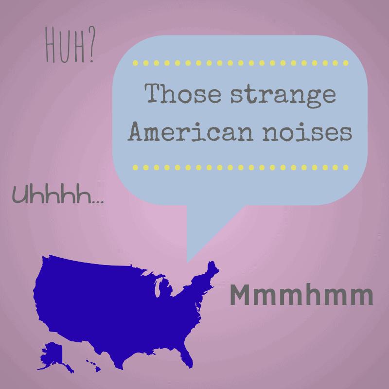 Strange American Noises
