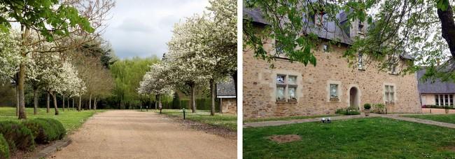 chateau de noirieux grounds