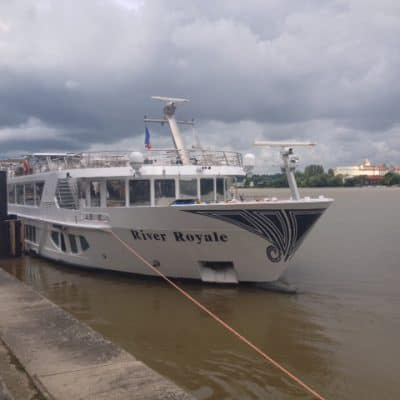 Welcome aboard the Uniworld River Royale