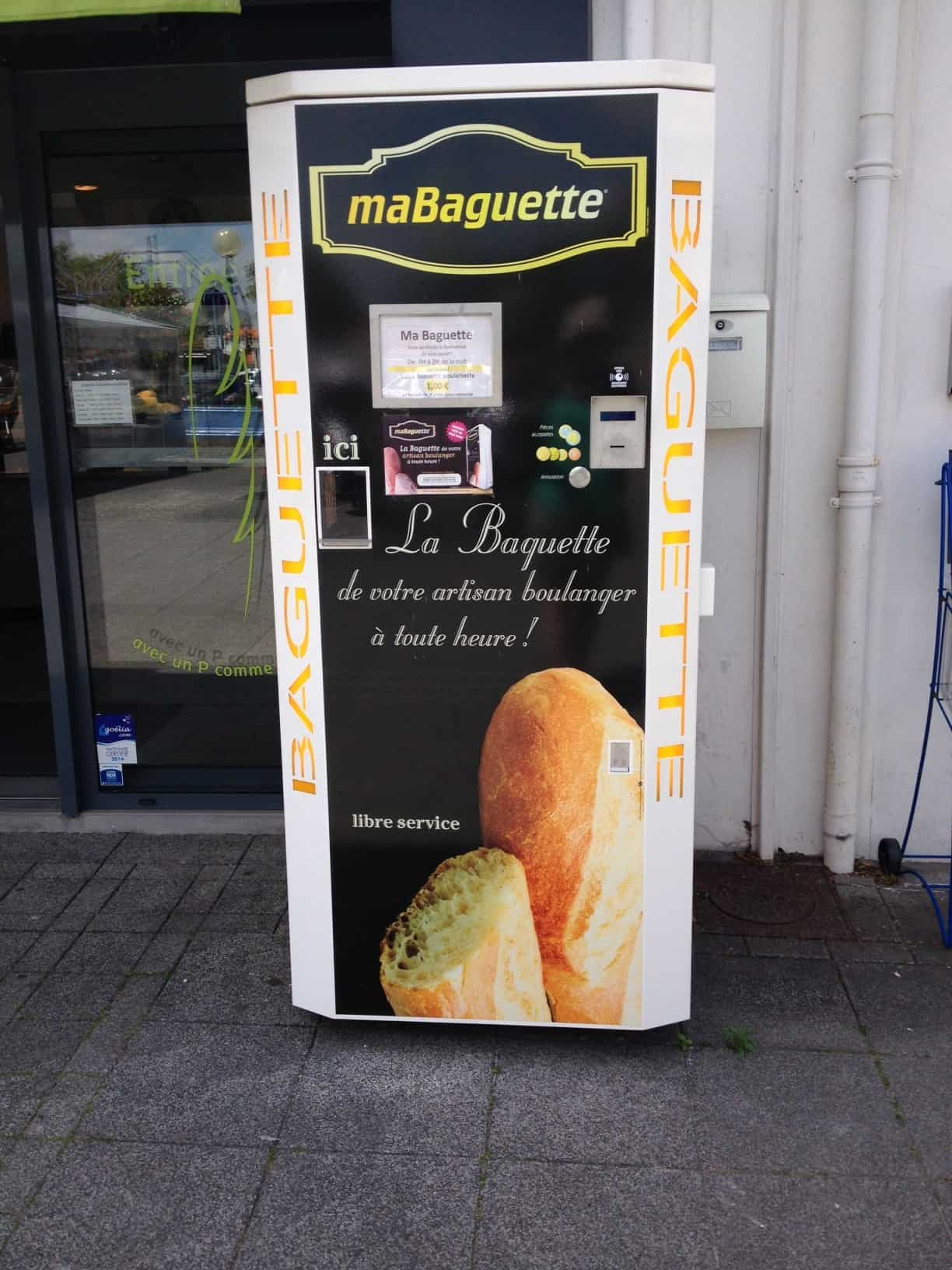 Can You Buy A Vending Machine And Put It Anywhere
