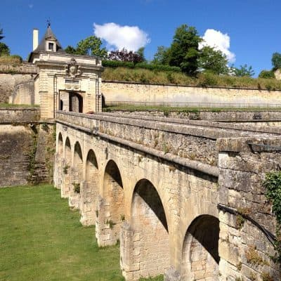 France river cruise: Blaye and Bergerac