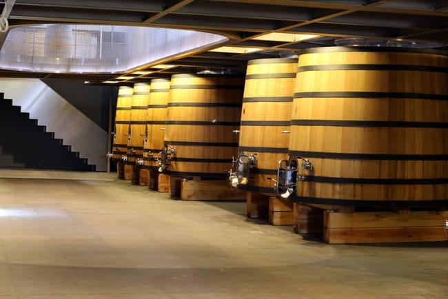 chateau-soutard-barrels