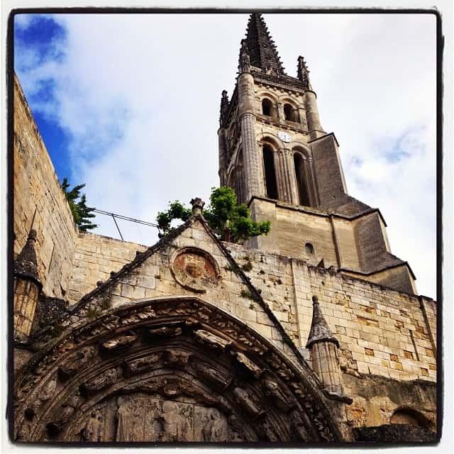 st-emilion-monolithic-church