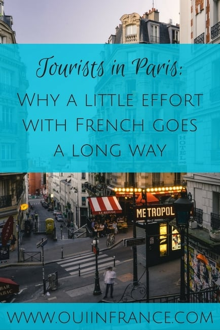 Why a little effort with French goes a long way