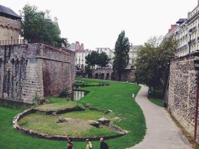 Château des ducs de Bretagne nantes