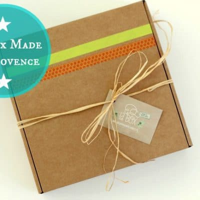 France subscription box: La Box Made In Provence review
