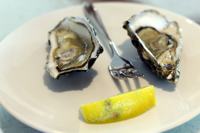 oysters french foods