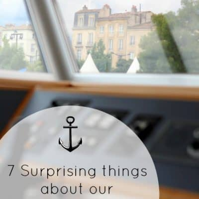 7 Things that surprised me on our Uniworld France river cruise