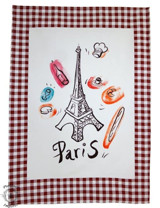 paris-dishtowel-for-kitchen