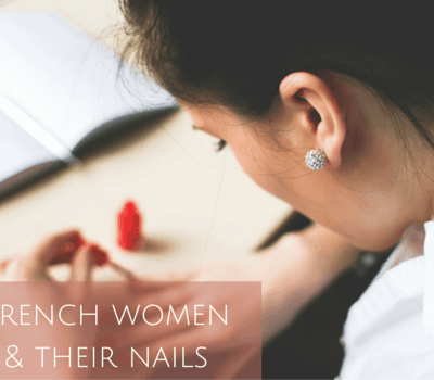 French women don't get their nails done