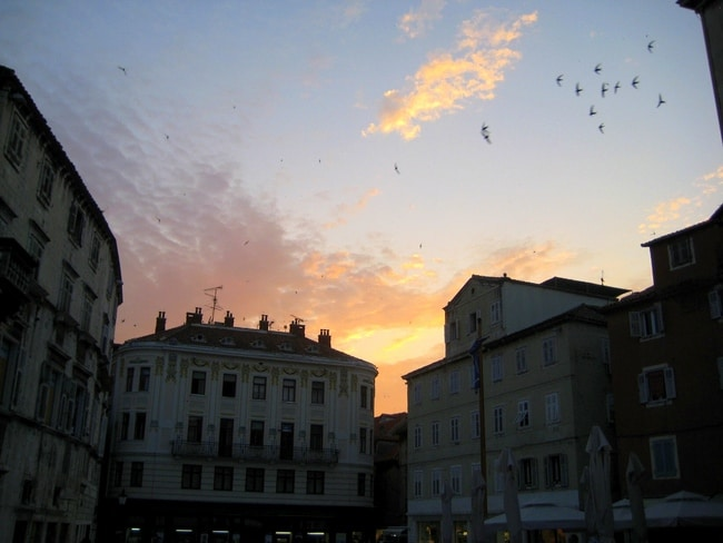 split-croatia-sunset-tips-for-new-expats