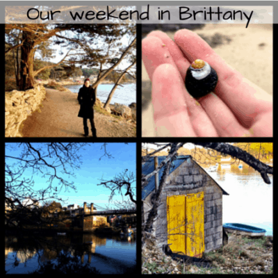 Brittany France pictures from our weekend via Instagram