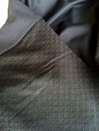 fabletics review black shirt