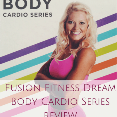 Fusion Fitness Dream Body Cardio Series review