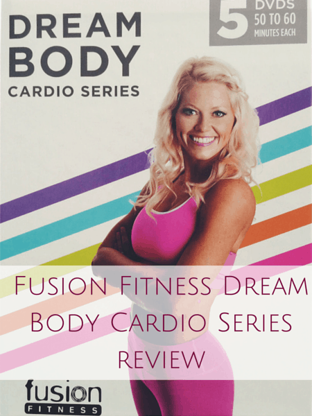 Fusion Fitness Dream Body Cardio Series