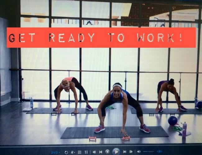 fusion fitness dream body screen shot