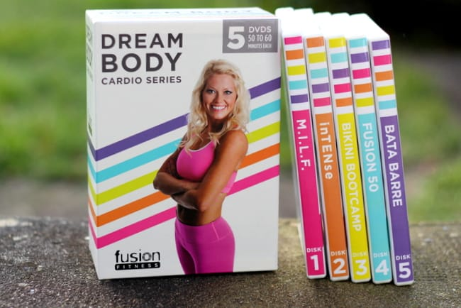 fusion fitness dream body workout reviews