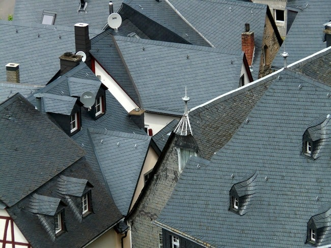 roofs in france