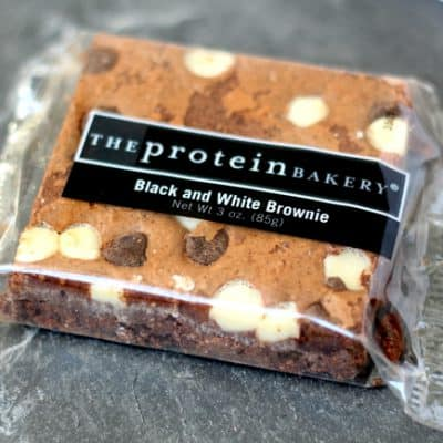 Need a healthy dessert? Meet The Protein Bakery