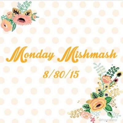 Monday Mishmash 3/30/15