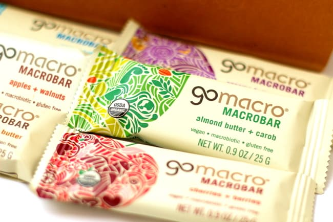 are gomacro bars good