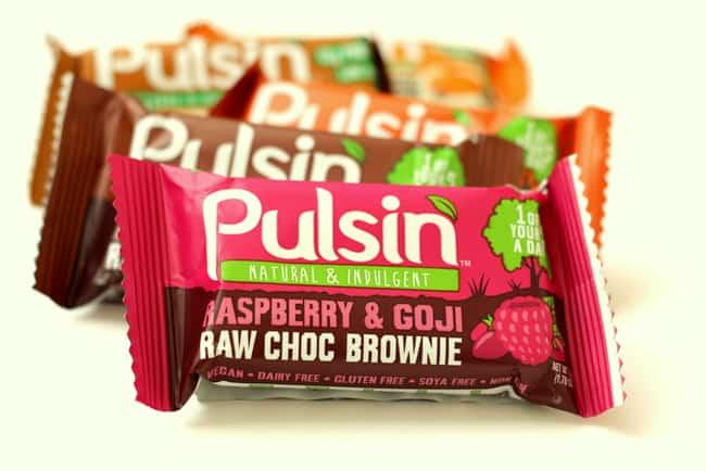 pulsin protein bars healthy snack