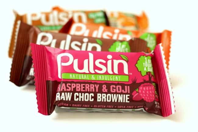 pulsin protein bars