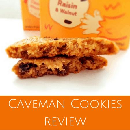 Caveman Cookies review