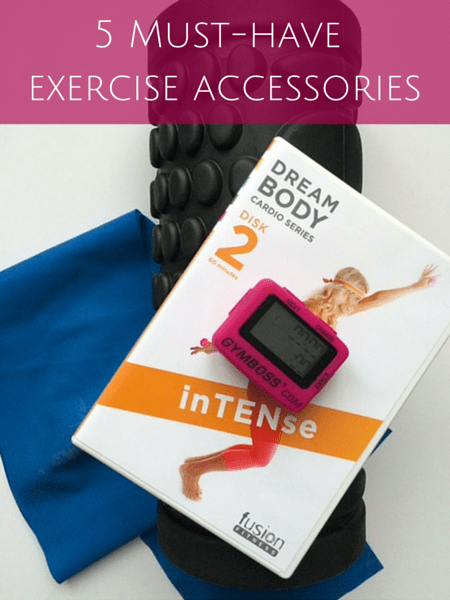 Must-have exercise accessories