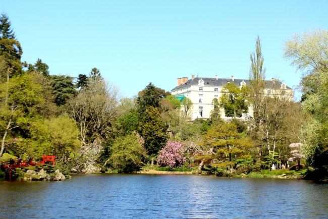castle colbert parc oriental maulevrier