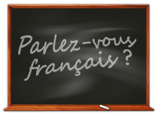 secret to learning french