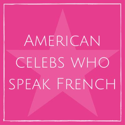 American celebrities speaking French (VIDEOS)