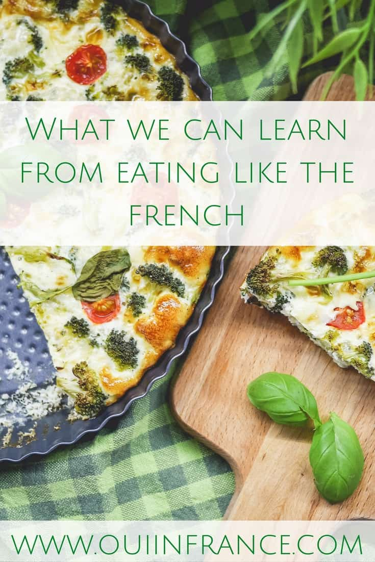 What we can learn from eating like the french