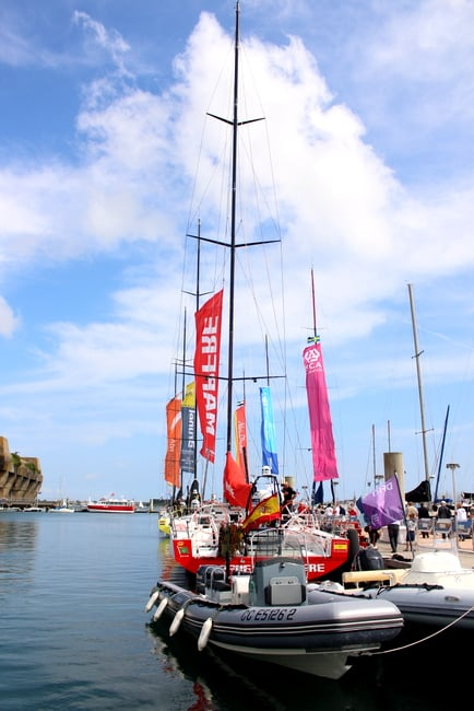 volvo ocean race lorient teams