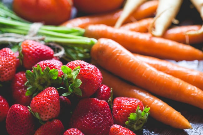 fresh fruit fresh market