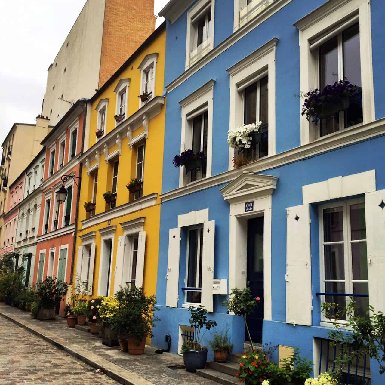 rue cremieux paris houses