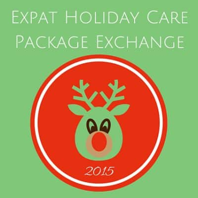 Expat holiday care package exchange — you in?