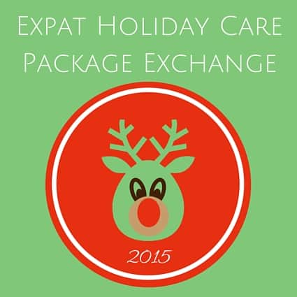 Expat Holiday Care Package Exchange