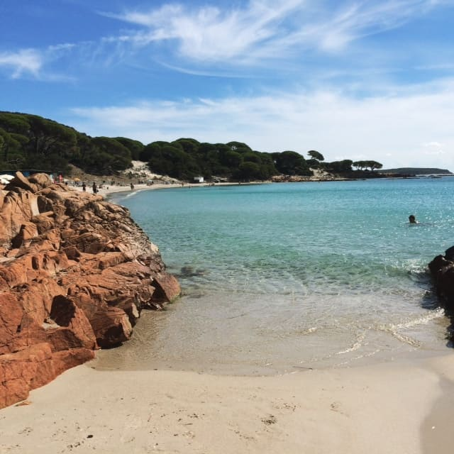 corsica beaches are beautiful