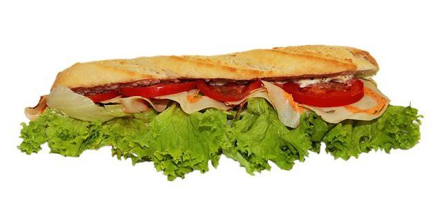 jambon beurre sandwich