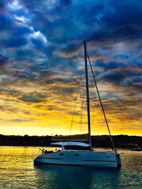boat tour corsica