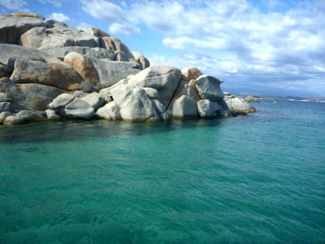 catamaran tour water corsica
