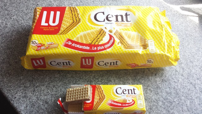 cent-wafers