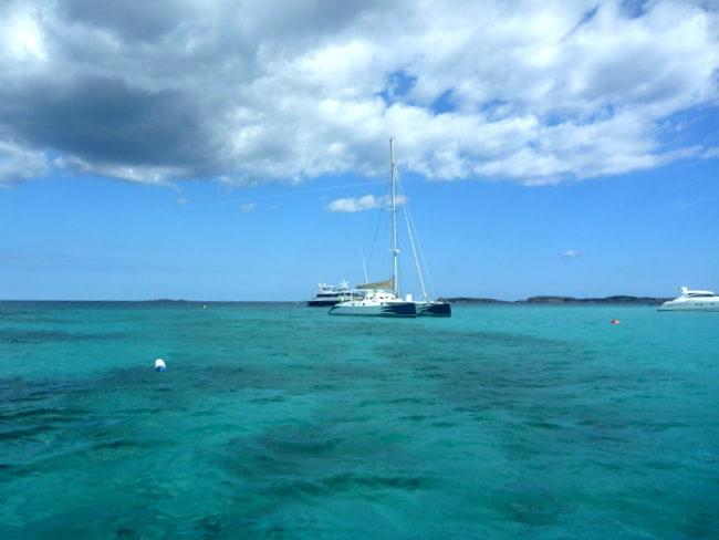 corsica catamaran tour bonifacio