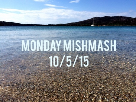 monday mishmash oui in france