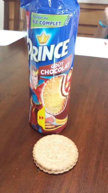 prince cookies france