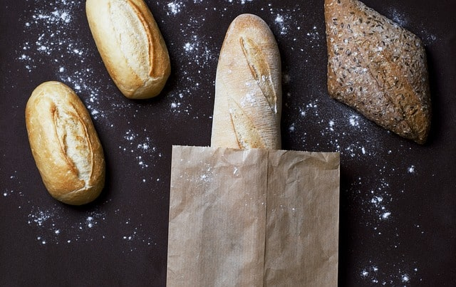 how to buy a baguette in France